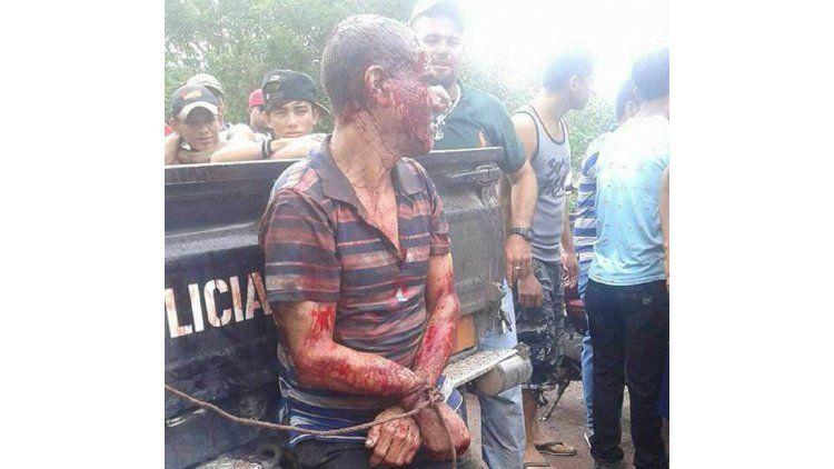 Un hombre decapitó a un joven y fue linchado por los vecinos en Nicaragua