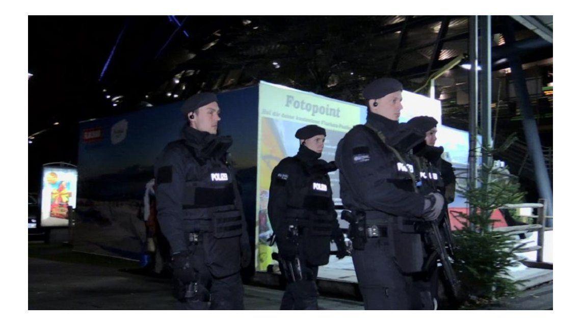 Detienen a dos kosovares sospechosos de preparar un atentado a un shopping en Alemania