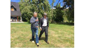 Tras ser despedido, Prat Gay almorzó con Macri en Villa La Angostura