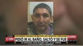 Víctor Hugo Lencina Fernández, el preso que se escapó del Pirovano