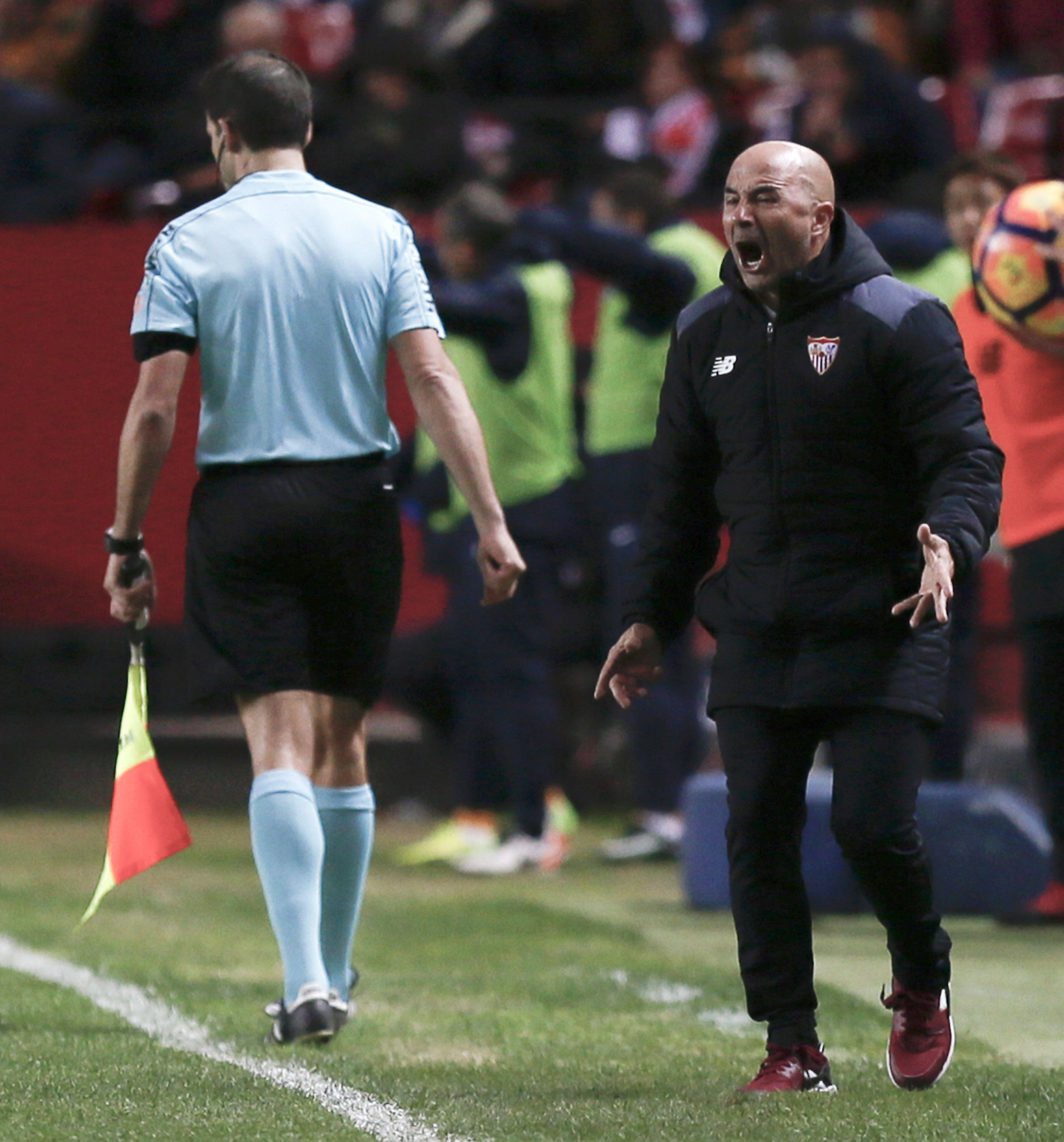 El argentino está haciendo un gran trabajo en Sevilla
