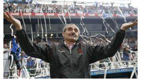 El DT fue subcampeón del Clausura 2009 dirigiendo a Huracán
