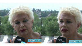 Carmen Barbieri contó que la amenazaron de muerte