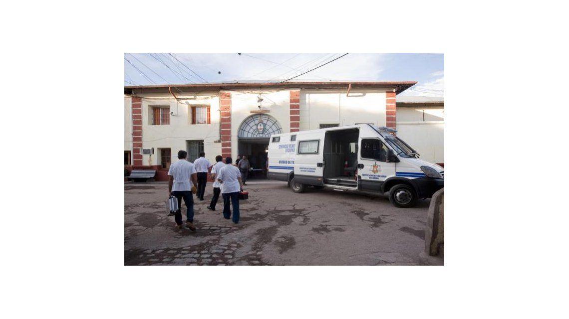 Un preso estranguló a su pareja en una cárcel de Tucumán