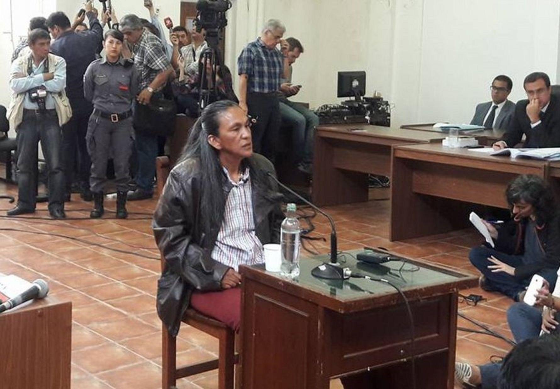 El juicio a Milagro Sala
