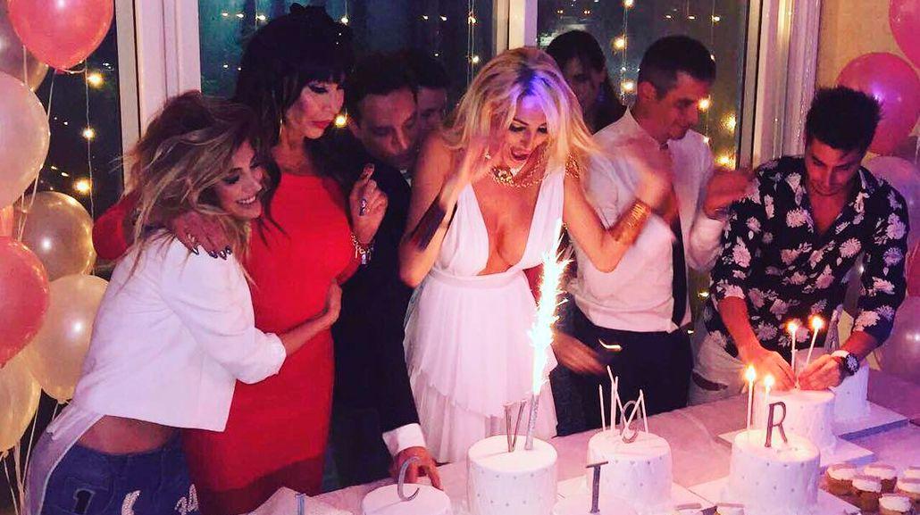 El cumpleaños de Vicky Xipolitakis