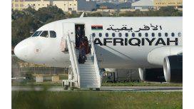 Así liberaron a los rehenes del avión de Afriqiyah Airways
