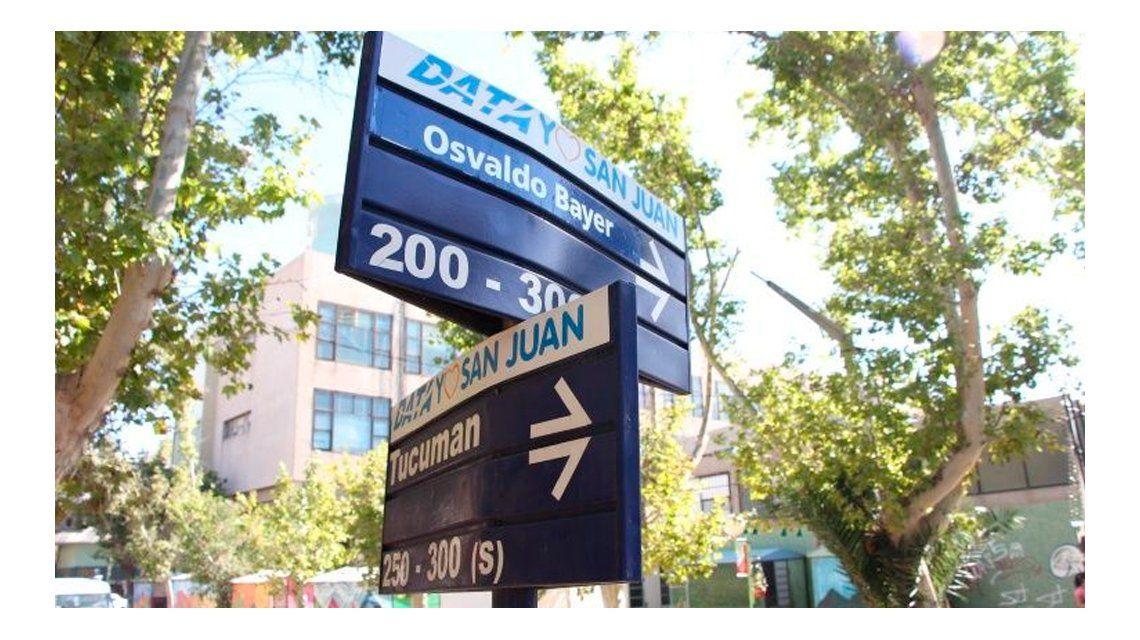 Los vecinos están indignados por el cambio de nombre de las calles