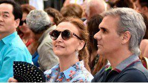 Gabriela Michetti y Juan Tonelli