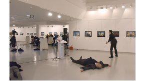 El crimen del embajador ruso en Turquía, Andrey Karlov