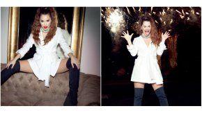 Lali Espósito despidió el año con un show en el evento de Gente