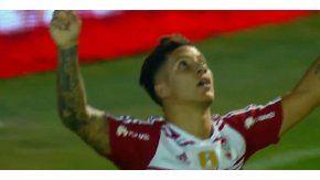 Driussi es el goleador del torneo con 10 tantos