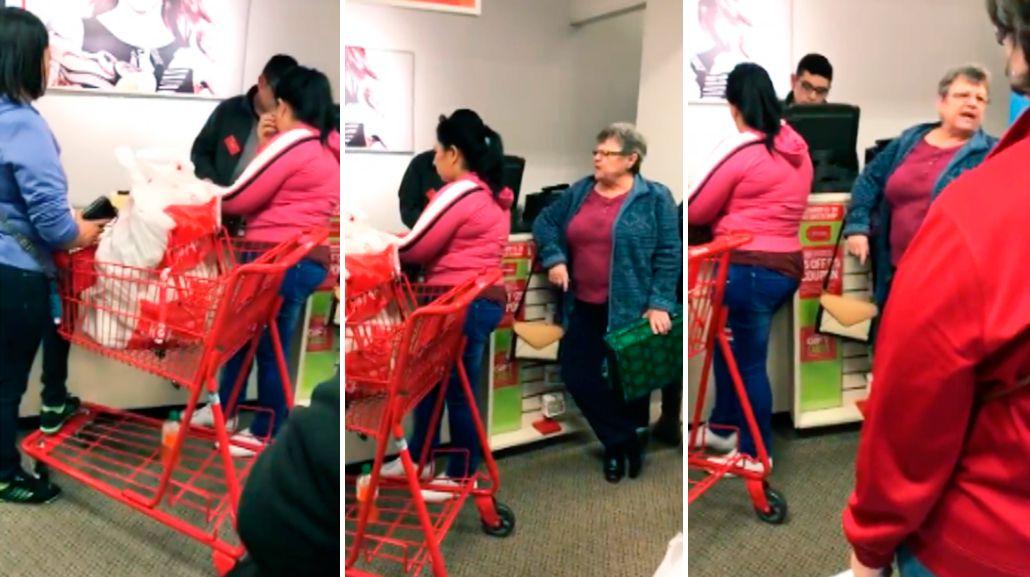 Una mujer discriminó a dos latinas en Estados Unidos