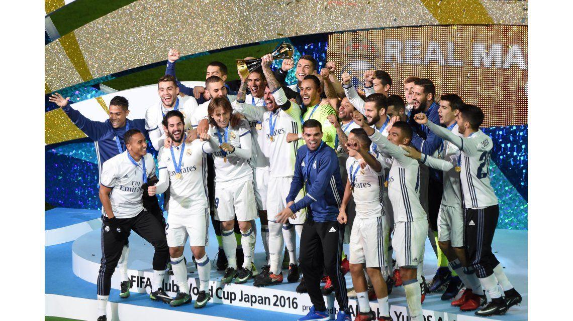 Cristiano Ronaldo brilló, Real Madrid venció a Kashima y es campeón del mundo