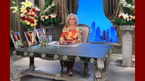 Mirtha Legrand cierra el año con sus nietos como invitados
