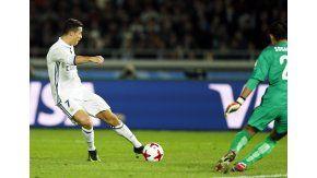 Ronaldo volvió a brillar