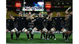 Puma Goity y su fanatismo por los All Blacks
