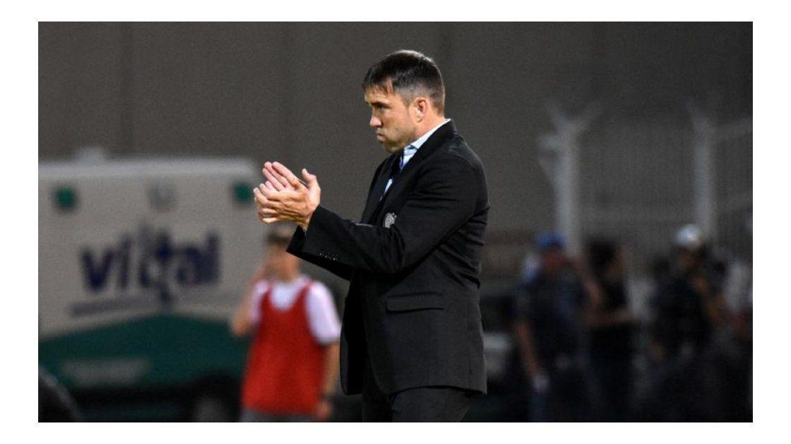 Eduardo Coudet se despidió de Rosario Central tras perder su segunda final de Copa Argentina