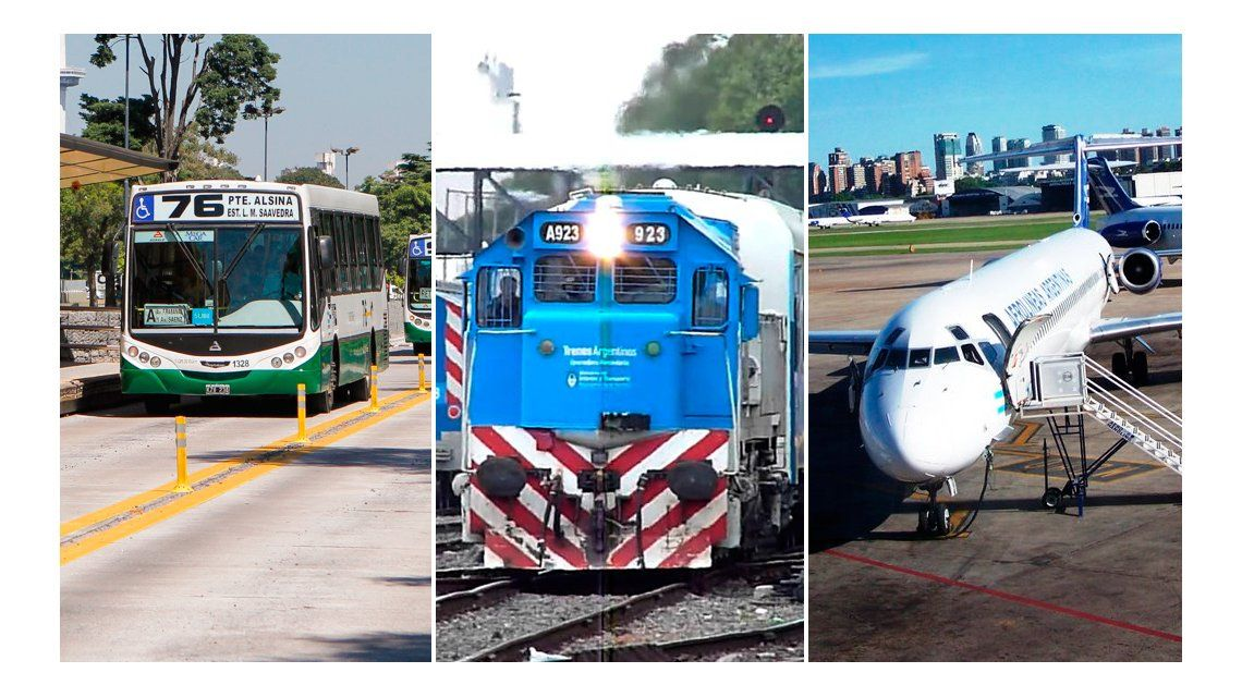 Las asambleas podrían afectar los servicios de transporte