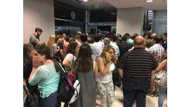 Un hombre hizo cerrar el aeropuerto de Tucumán por una broma. Foto: diario La Gaceta.