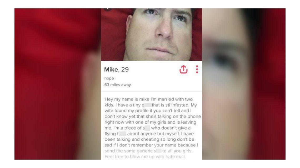 Mike nunca se esperó esto
