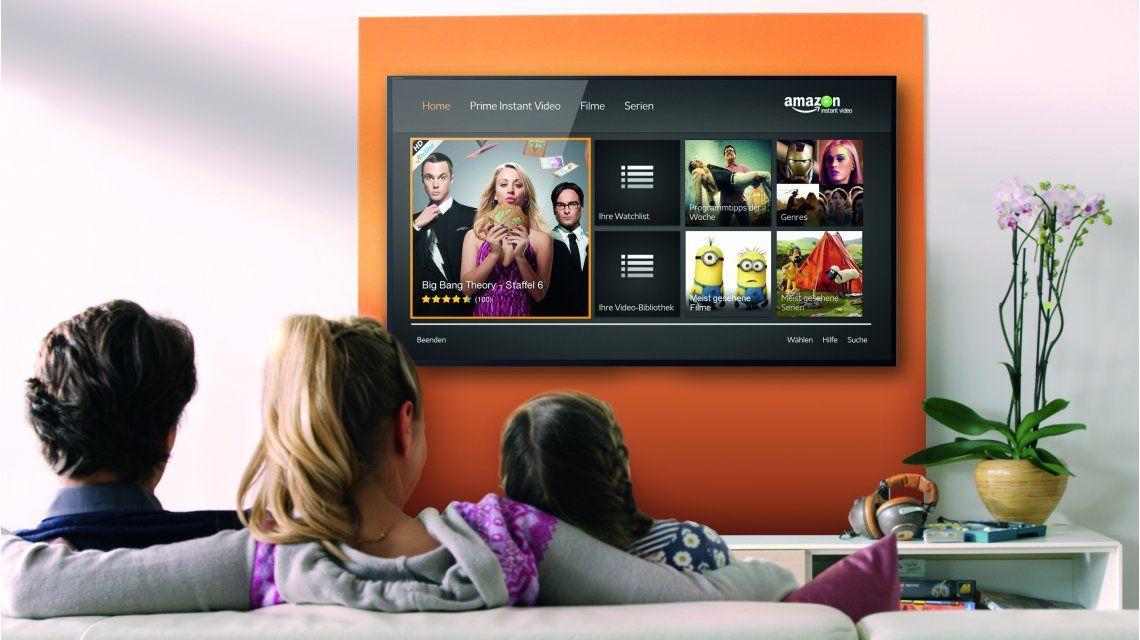 Amazon Prime Video llegó a la Argentina