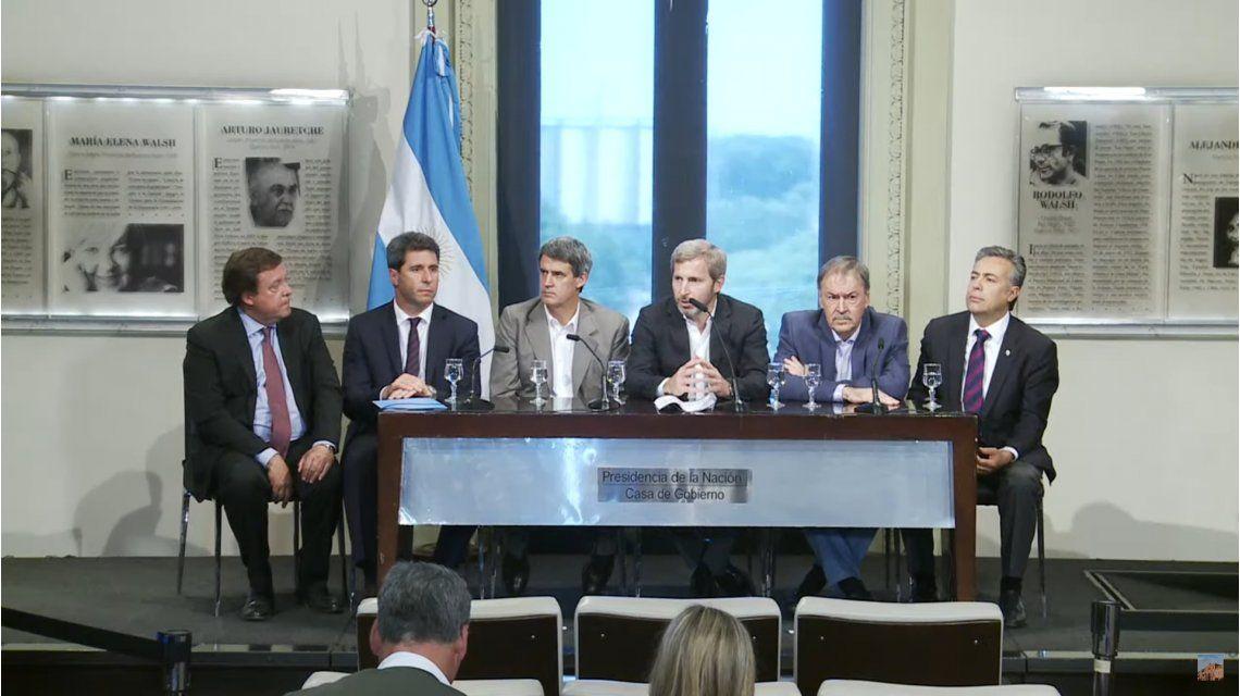 Ganancias: hubo acuerdo con los gobernadores y se trataría mañana