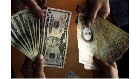 100 bolívares equivalen apenas a 0,15 dólares