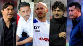 Gallardo, Vivas, Méndez, Forestello y Almirón...los sobrevivientes de un 2016 frenético
