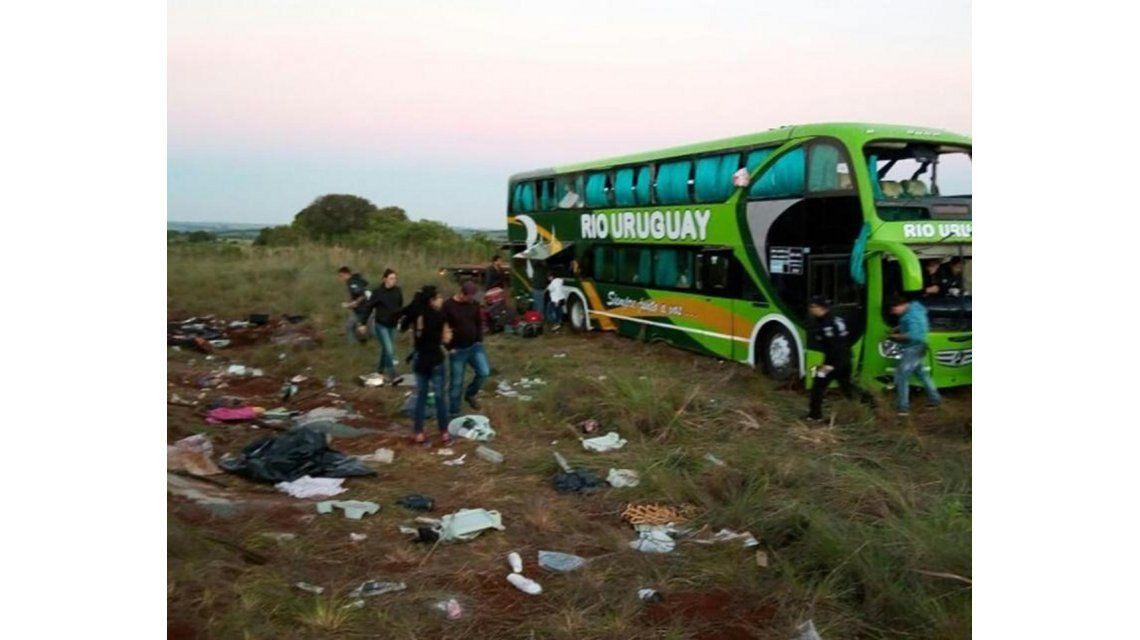Tragedia en Brasil con egresados argentinos