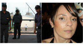 Carcel de San Rafael, escena del suicidio, y Alejandra Veronica Yudica Seoane, víctima de femicidio