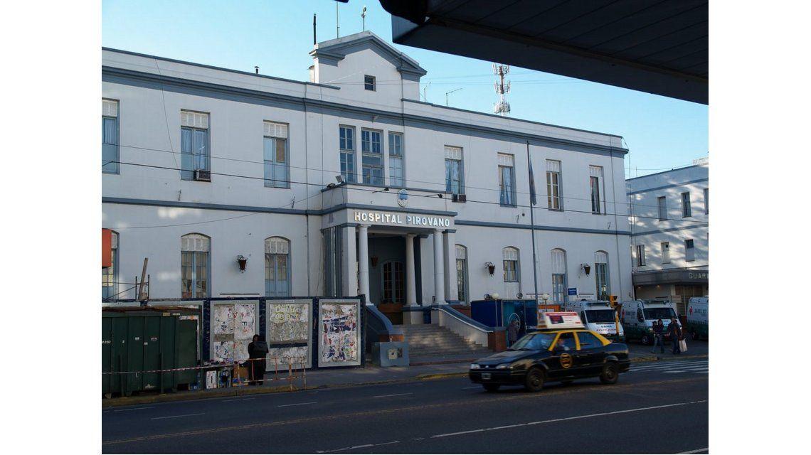 Se escapó un peligroso asesino del Hospital Pirovano