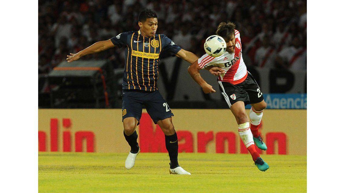 Ponzio y Teo Gutiérrez