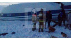 Un avión se estrelló Yakutia y sobrevivieron todos sus pasajeros