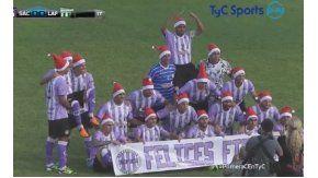 El equipo violeta es la gran sensación de la Primera C