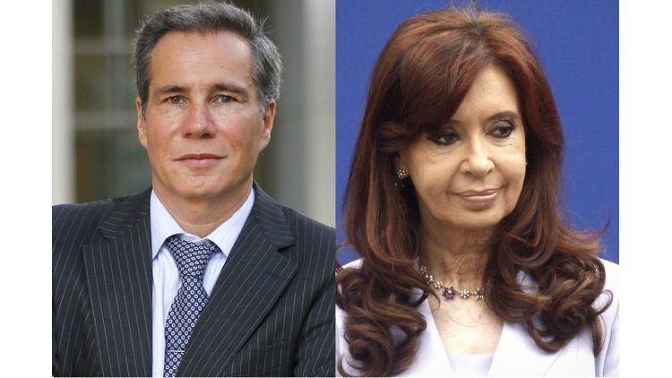 Denuncia de Nisman contra Cristina