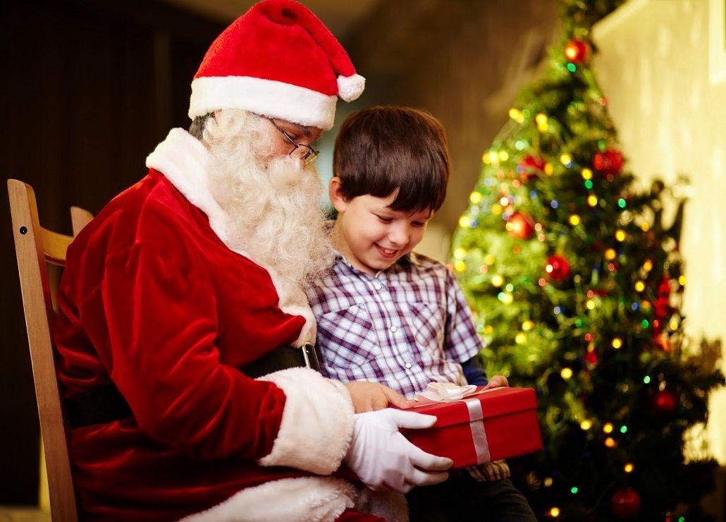 C5N junta regalos para Navidad