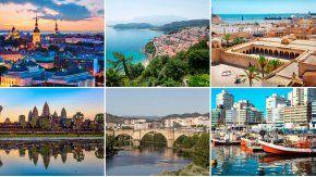 Los 10 destinos más baratos para viajar en 2017