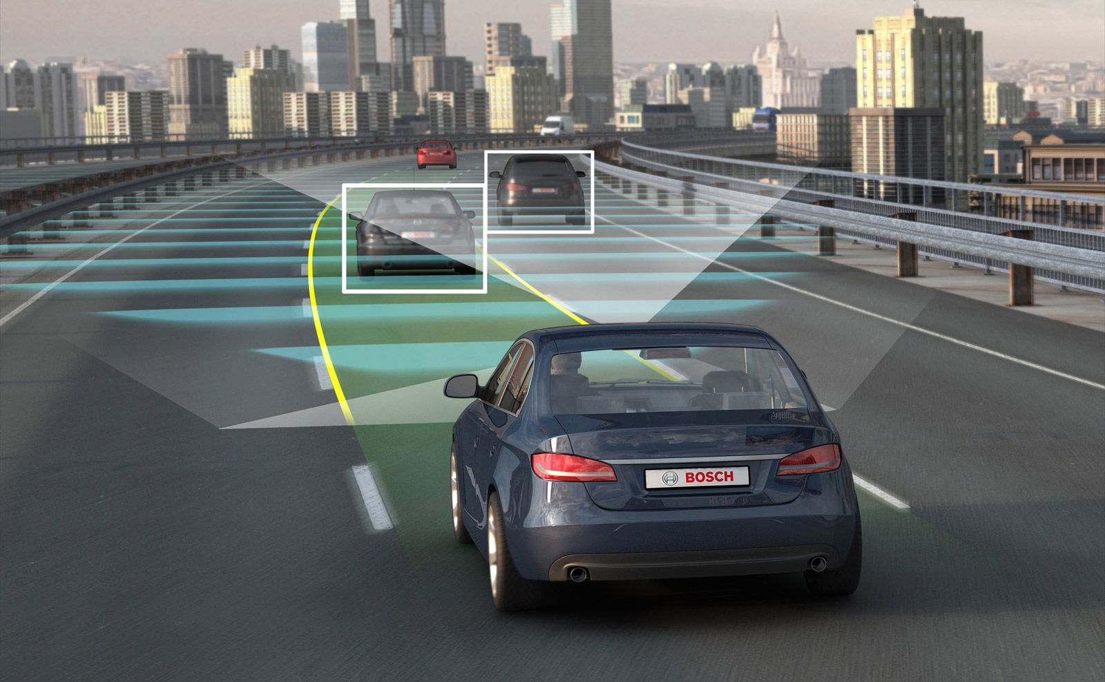 Quieren que los autos se comuniquen para reducir accidentes