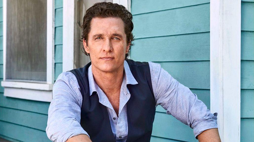 La fuerte confesión deMatthew McConaughey