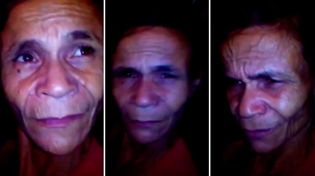 Grabó un video para denunciar violencia de género