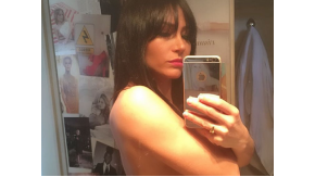 Adabel Guerrero mostró su nuevo tatuaje
