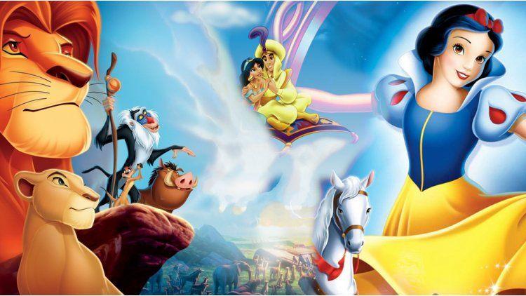 Las mejores películas de Disney
