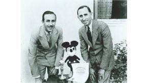 La carta premonitoria del hermano de Walt Disney