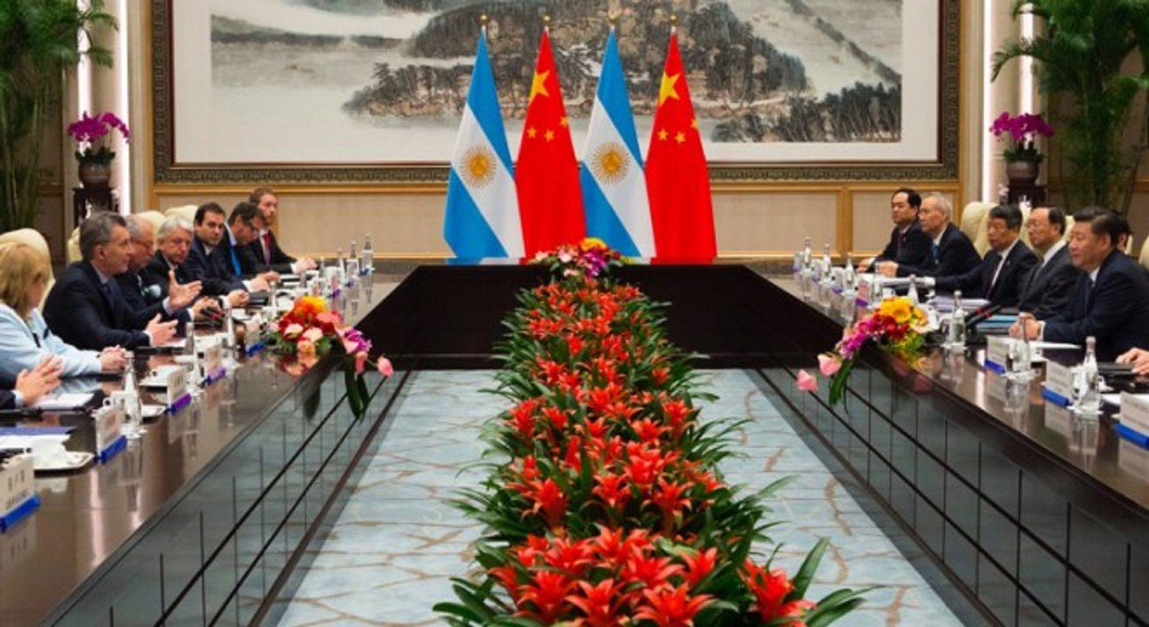 China lanzó advertencia al Gobierno