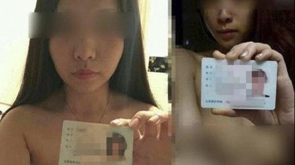 Publican fotos de chinas desnudas porque no pagaron un préstamo