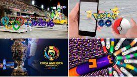 Lo más buscado en Google Argentina durante 2016