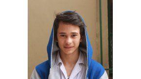 Nahuel López, de 13 años de edad, es intensamente buscado