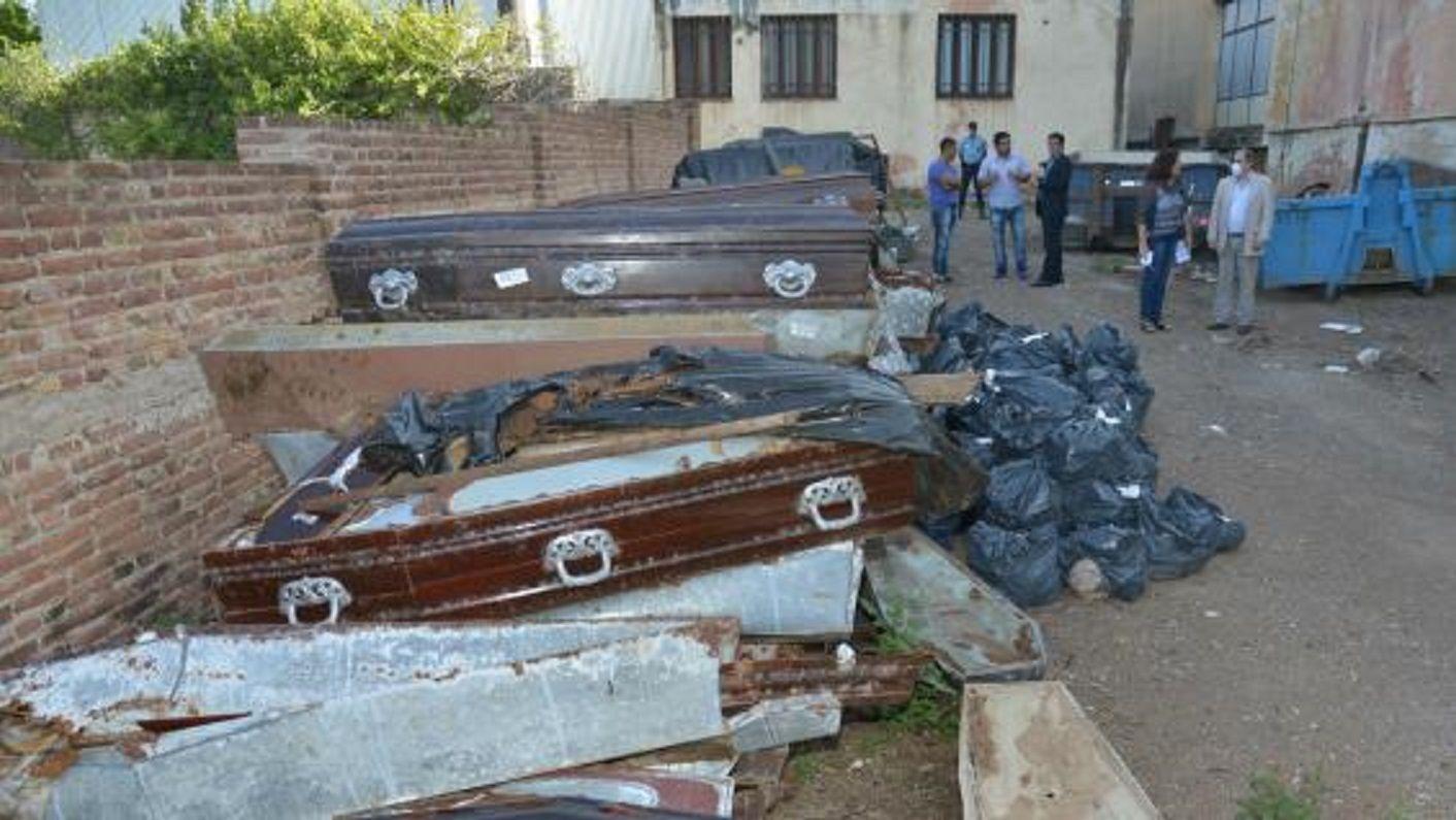 Hallaron 400 cuerpos en fosas clandestinas de Córdoba
