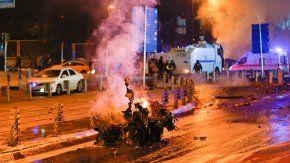 Atentado de bomba en Estambul